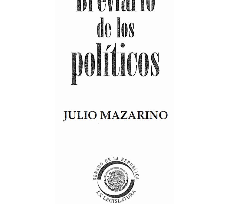 Breviario de los Políticos, Julio Mazarino