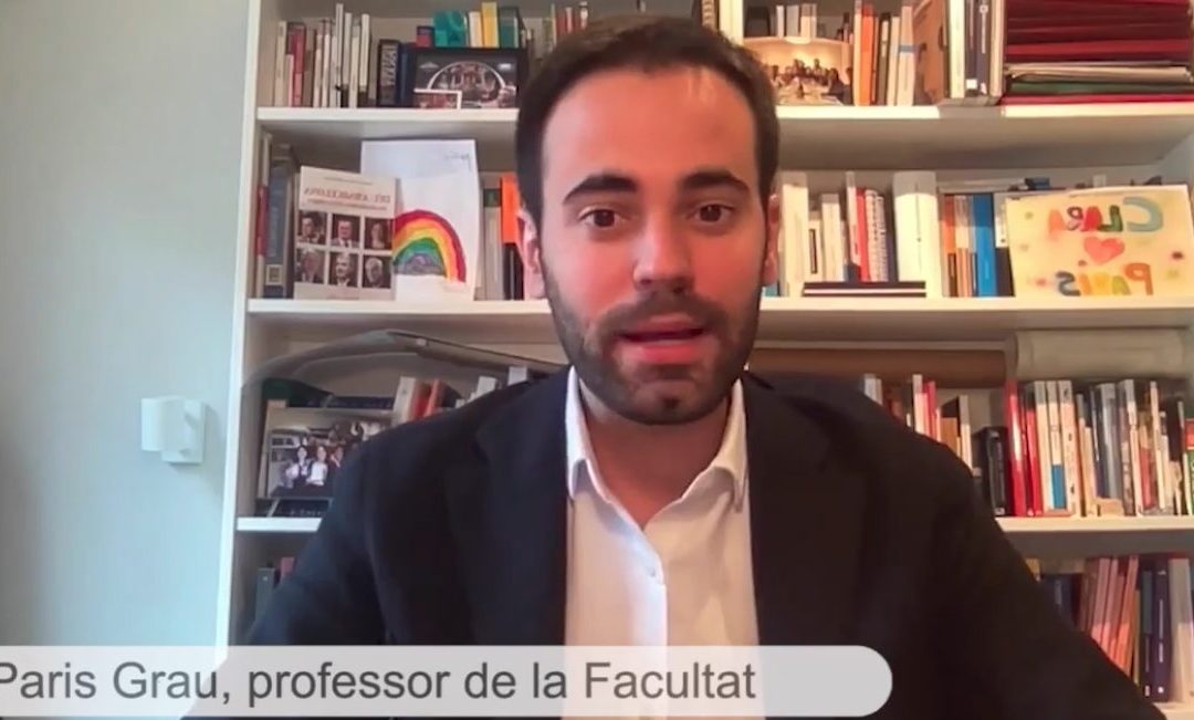 Sant Jordi 2021: Dos libros para la Facultad de Filosofía – URL